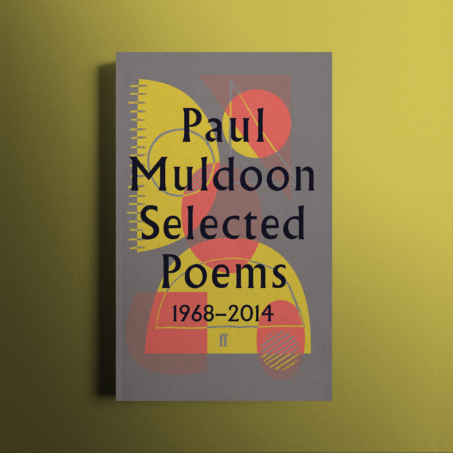 Paul Muldoon, Selected Poems