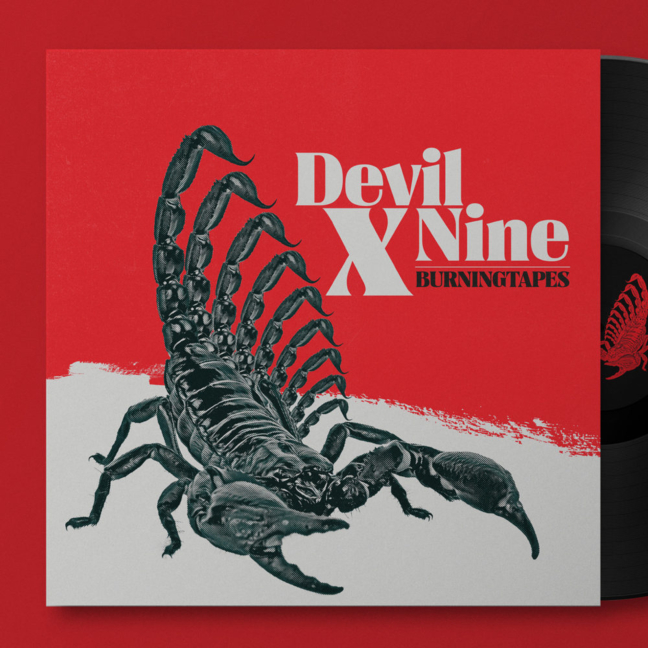 BurningTapes. Devil X Nine